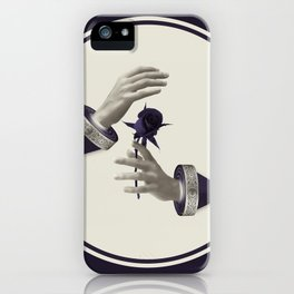 Divine Beauty iPhone Case