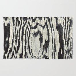 Zebra Wood Rug