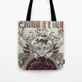 Dead Wing Tote Bag