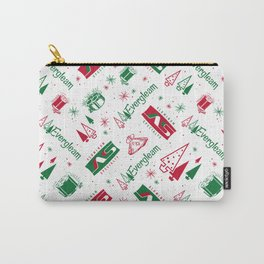 Evergleam Pattern Carry-All Pouch