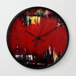Hedonic Emotion 1 Wall Clock