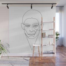 Kafka Wall Mural