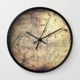 Confusing Time Wall Clock