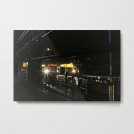 Come On Board Metal Print