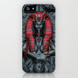 Sacred Dark Queen iPhone Case