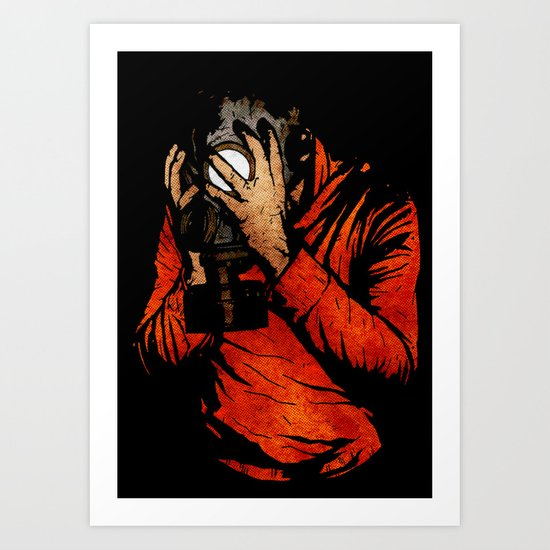 "Leroy Has A ""Moment"" Art Print"