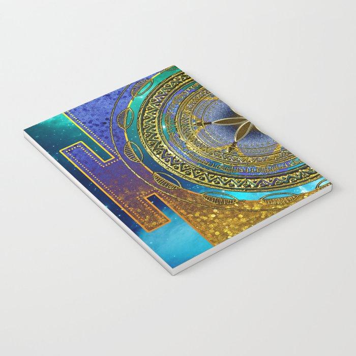Yantra Mantra Mandala #1 Notebook