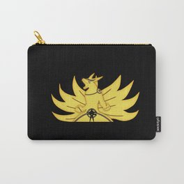 The Demon Fox Within Carry-All Pouch
