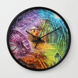 Snap Shots Wall Clock