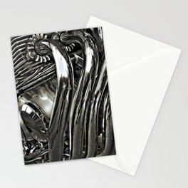 Shiny Pipes! Stationery Cards