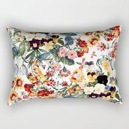 Summer Garden V Rectangular Pillow