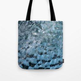 Iceberg Dimples Tote Bag