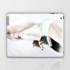 women_fox Laptop & iPad Skin