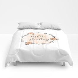 Hello my Darling Comforters
