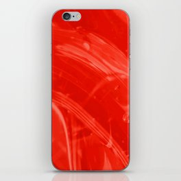 Strawberry Whole Food Syrup on My Mind! iPhone Skin