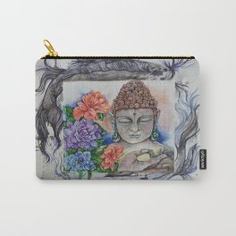 The balance of prayer Carry-All Pouch