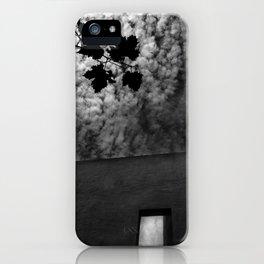 Window in the skies iPhone Case