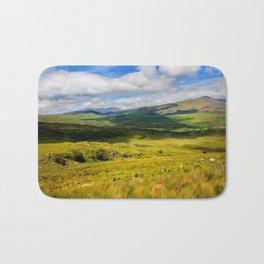 Welsh Views Bath Mat