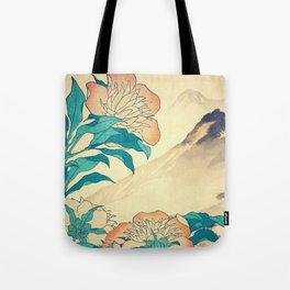Mutual Admiration in Dana Tote Bag