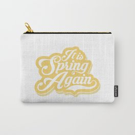 It is spring again Carry-All Pouch
