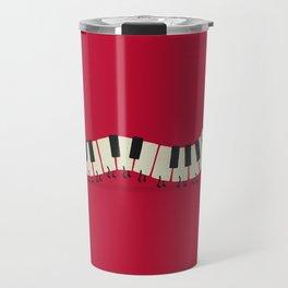 Caterpiano Travel Mug