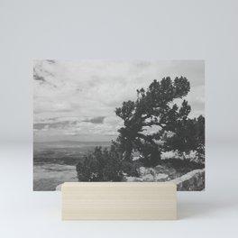 """Albuquerque Lookout"" Mini Art Print"
