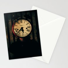 Tic-Tock Stationery Cards