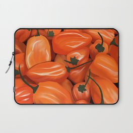 Habanero Peppers Laptop Sleeve