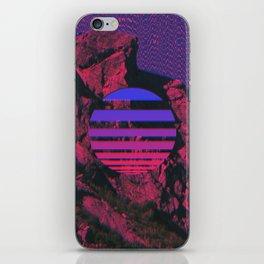 Mount 3D iPhone Skin