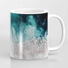 Ocean (Drone Photography) Coffee Mug