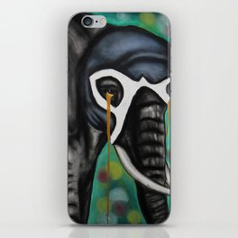 Elefante Don't Forget iPhone Skin
