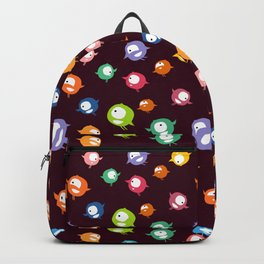 Tiny hyperactive creatures Backpack