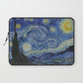 The Starry Night Laptop Sleeve