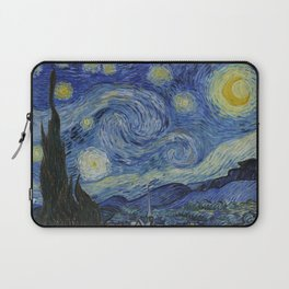 The Starry Night Laptop Sleeve