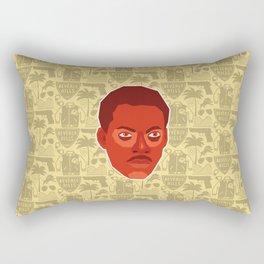 Axel Foley - Beverly Hills Cop Rectangular Pillow