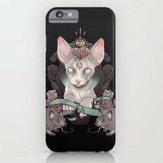 Sphynx - Dark iPhone 6s Slim Case