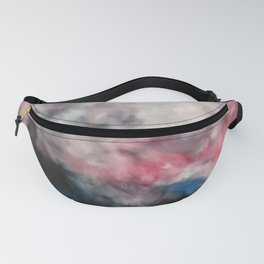 Wolfs mountains Fanny Pack