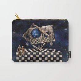 Aqua Space Carry-All Pouch