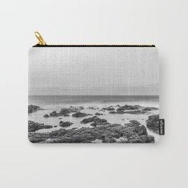 Monochrome Landscape Carry-All Pouch