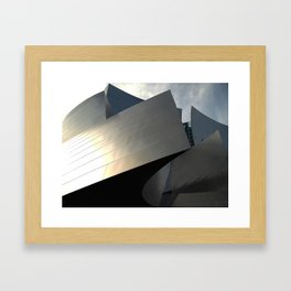 transition  Framed Art Print