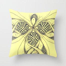 balmoon Throw Pillow