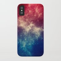 the moon iPhone & iPod Cases featuring Moon by Victor Vercesi