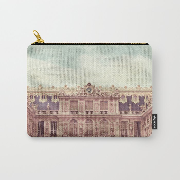 Chateau Versailles Carry-All Pouch
