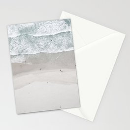 Surfers Paradise: Birds Eye View II Stationery Cards