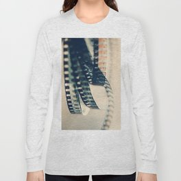 super 8 film Long Sleeve T-shirt
