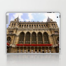 Building in Vienna Laptop & iPad Skin