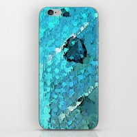 voyage iPhone & iPod Skins featuring Voyage by Paul Kimble