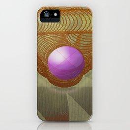 RetroFuture / Evolution-01 iPhone Case
