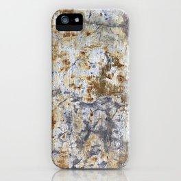 Yellow Painted Wall Warm iPhone Case