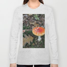 Fly Agaric Long Sleeve T-shirt